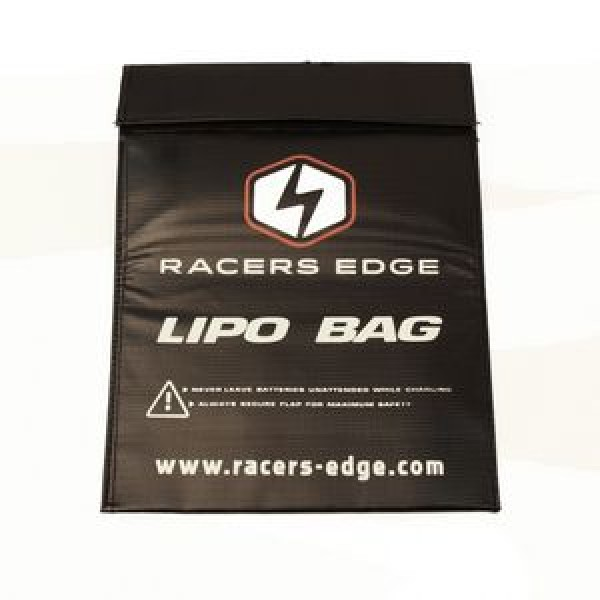 Racer's Edge LiPo Battery Charging Safety Sack (300mmx220mm)