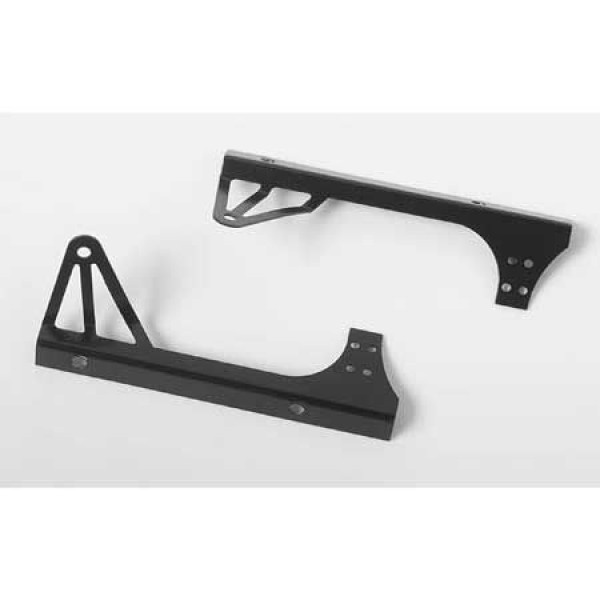 RC4WD Light Bar Mount for Axial Jeep Rubicon, Black