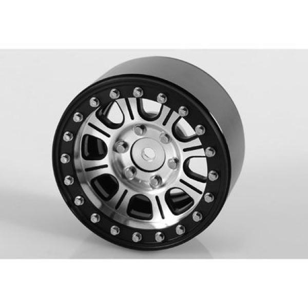 """RC4WD Raceline Monster 1.9"""" 12mm hex Aluminum Beadlock Wheels (4)"""