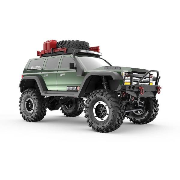Everest GEN7 Pro 1/10 4WD Brushed Crawler, Green