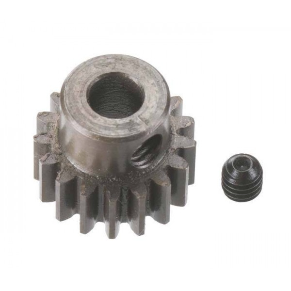 8717 Pinion Gear Xtra Hard 5mm 8 Mod 17T