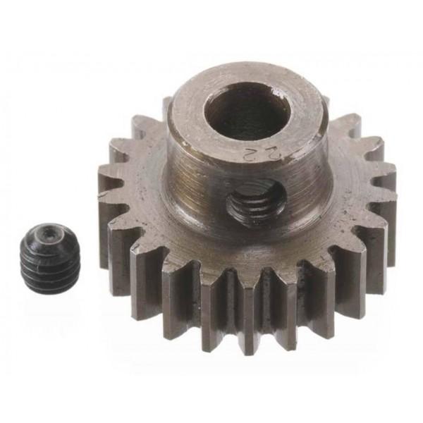 8722 Pinion Gear Xtra Hard 5mm 8 Mod 22T