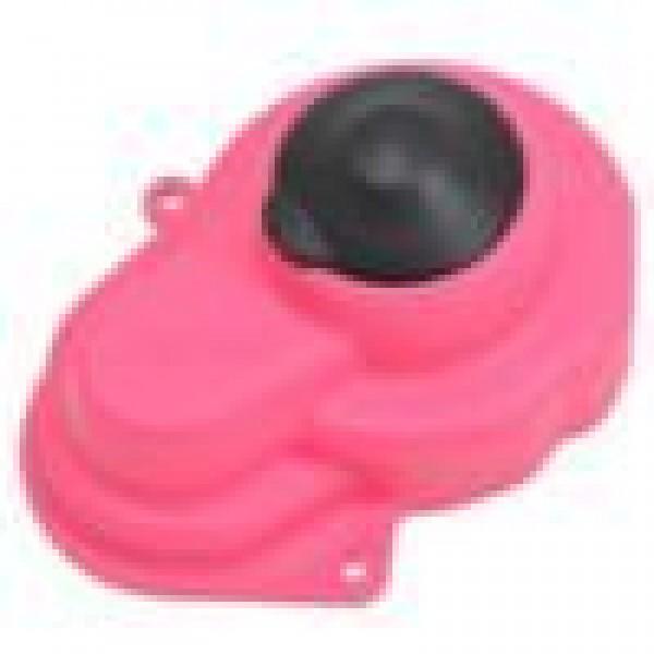 RPM Sealed Gear Cover, Pink. (Rustler, Stampede 2wd)