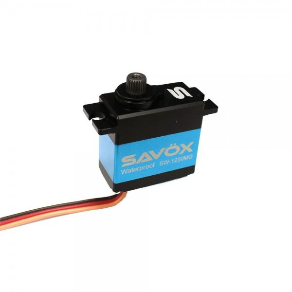 Savox Waterproof Premium Mini Digital Servo