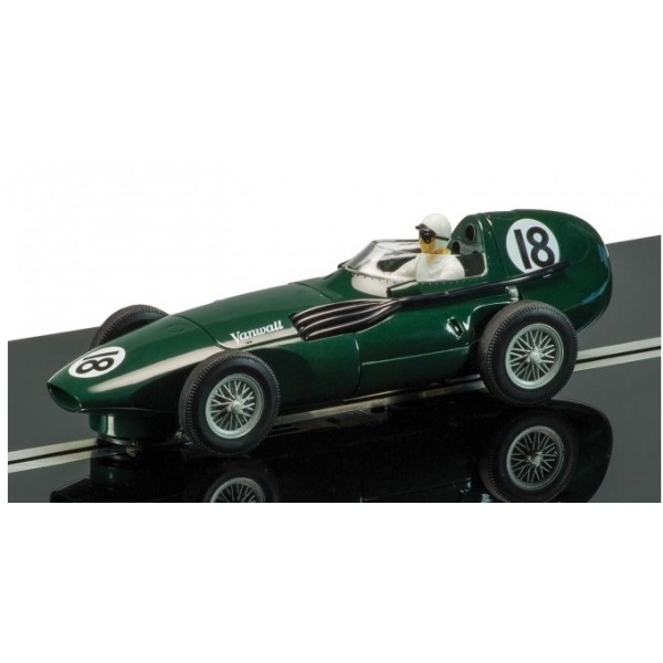 Scalextric 1/32 GP Legends Vanwall VW1/56 No.18 Limited Edition