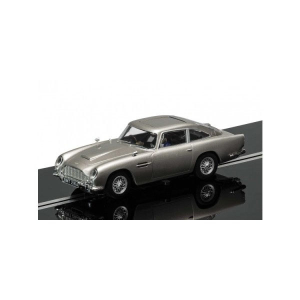 Scalextric 007 Goldfinger Aston Martin DB5
