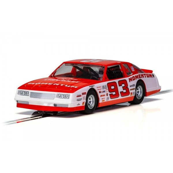 Scalextric CHEVROLET MONTE CARLO 1986 NO.93 - RED