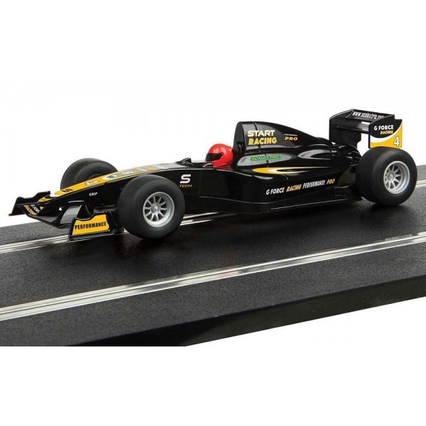 Scalextric 1/32 Start F1 Racing Car 'G Force Racing'.