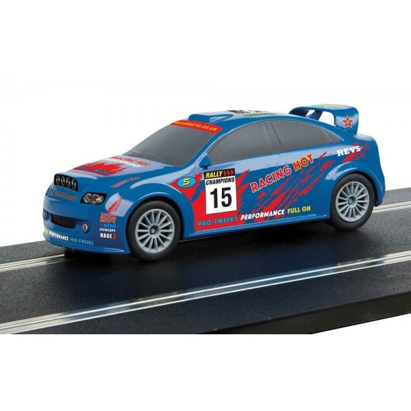 Scalextric 1/32 Start Rally Car 'Pro Tweeks' with decals