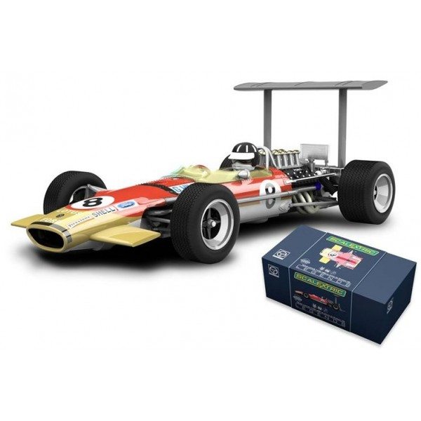 Lotus 49B Graham Hill - Gold