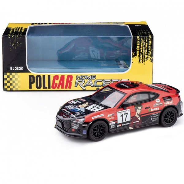 Policar Toyota Gt86 1/32 Scale Slot Car