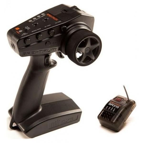 Spektrum DX3 Smart 3-Channel Transmitter with SR315 Receiver