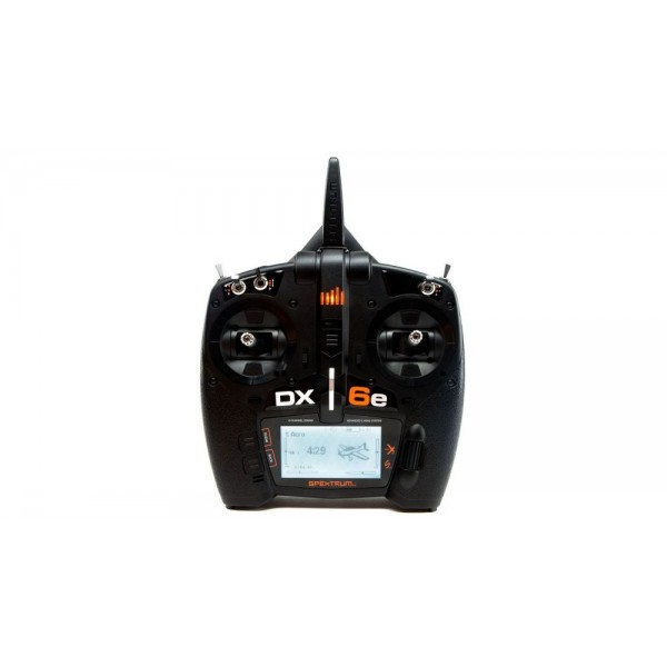 Spektrum DX6e 6 Channel Transmitter Only