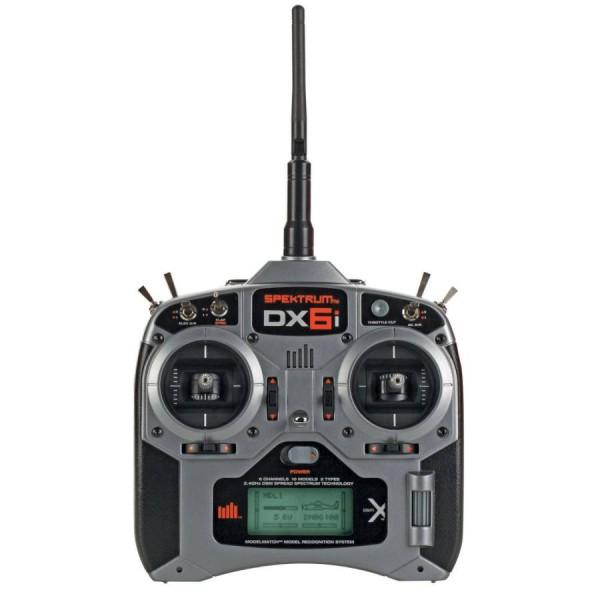 DX6i 6 Channel Transmitter Only
