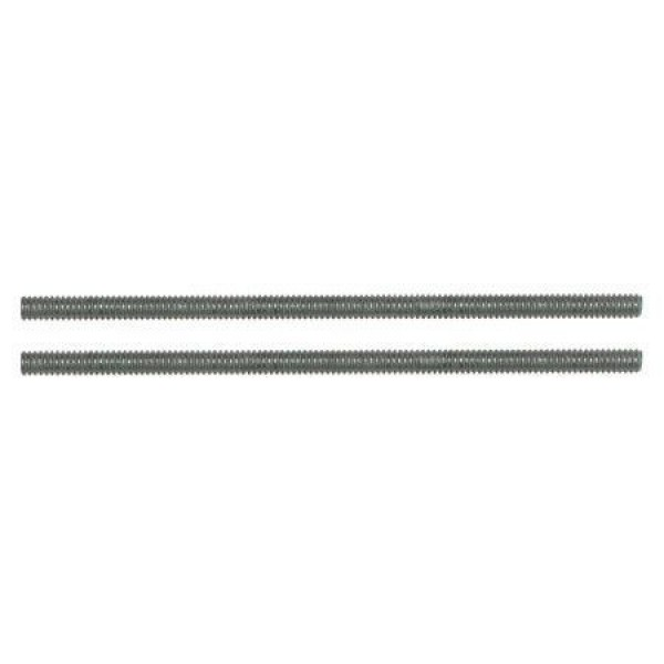 "Sullivan 4-40 All Threaded Rods, 12"" (2)"