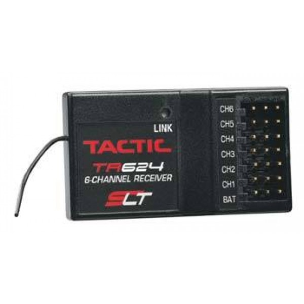 TR624 6Ch 2.4GHz SLT Rx Only