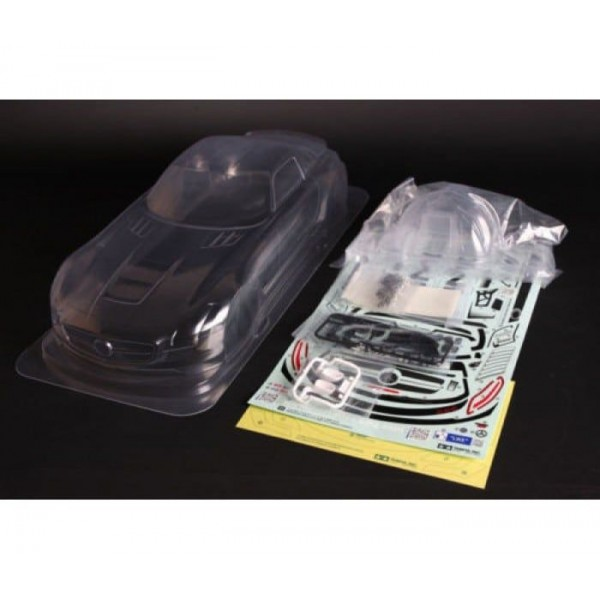 Tamiya Mercedes-AMG GT3 Clear Body Set