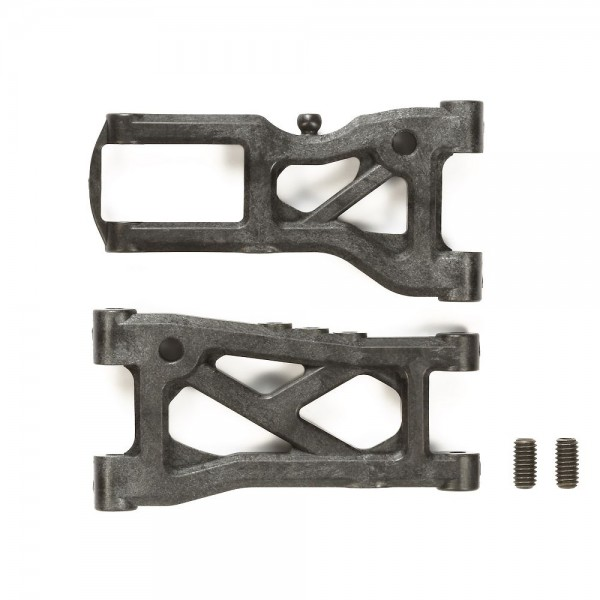Tamiya TRF418 D PARTS Carbon Reinforced Suspension Arms