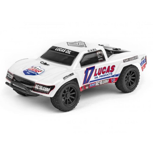 Associated 1/28 SC28 Lucas Oil Short Course Truck RTR ASC20150
