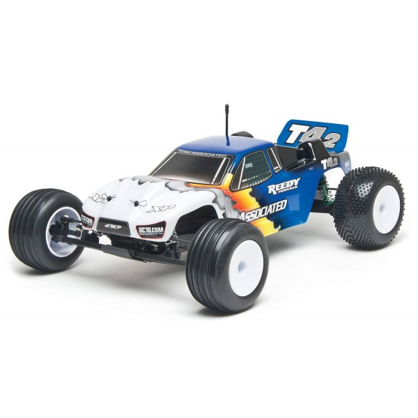 Associated 1/10 RC10T4.2 Brushless RTR
