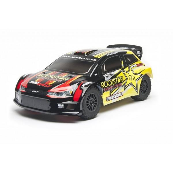 1/10 ProRally Rockstar Energy 4WD RTR