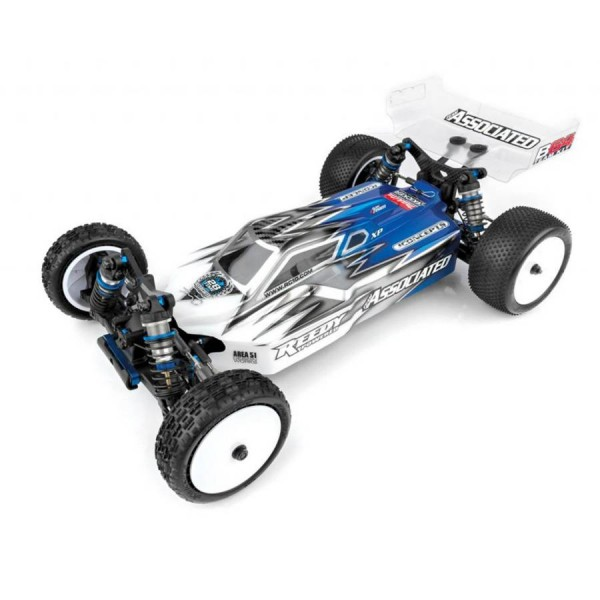 Team Associated RC10B64 1/10 4WD Off-Road Electric Buggy Unassembled Kit