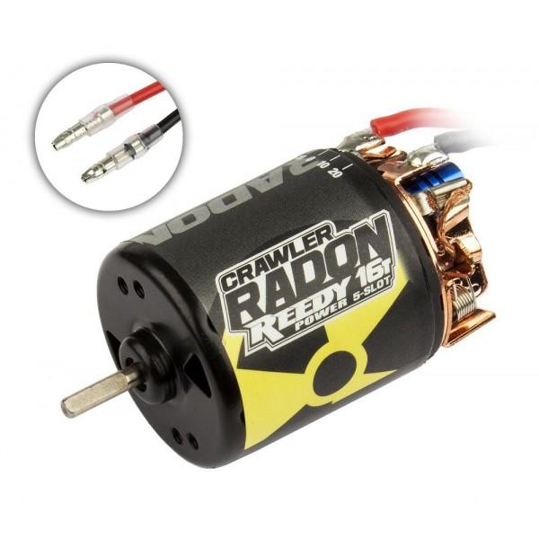 Reedy Radon 2 Crawler 16T 5-Slot 1850kV Brushed Motor