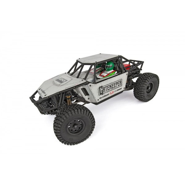 Team Associated 1/10 4WD Enduro Gatekeeper Rock Crawler/Trail Truck Builder's Kit