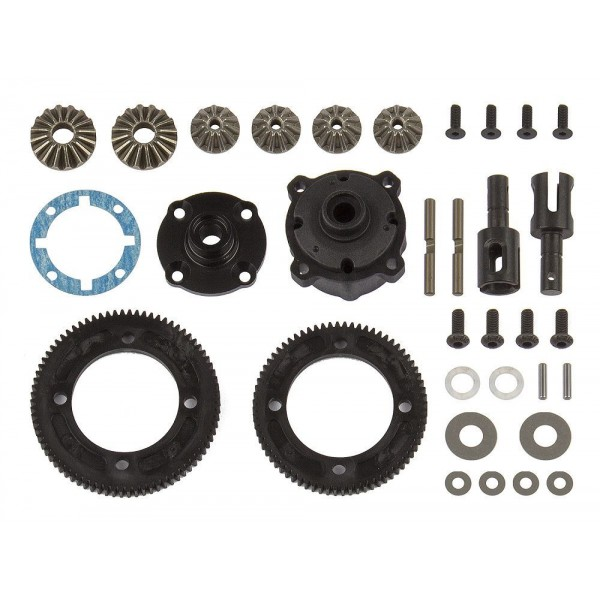Team Associated Differential Set, Center (RC10B74)