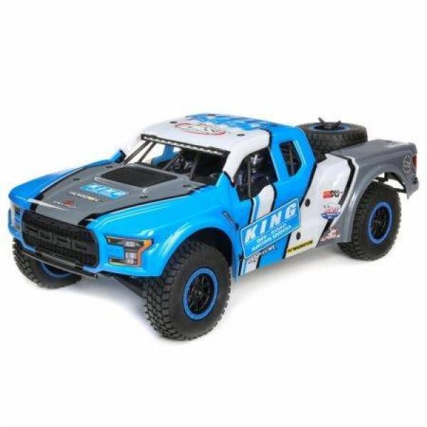 "Losi ""King Shocks"" Ford Raptor Baja Rey RTR 1/10 4WD Desert Truck"