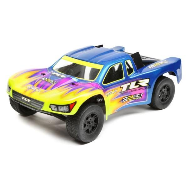 22SCT 3.0 Race Kit 1/10 2WD SCT assembly kit
