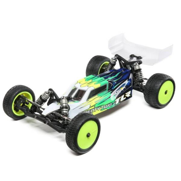 TLR 1/10 22 4.0 SR 2WD SPEC Buggy Race Kit