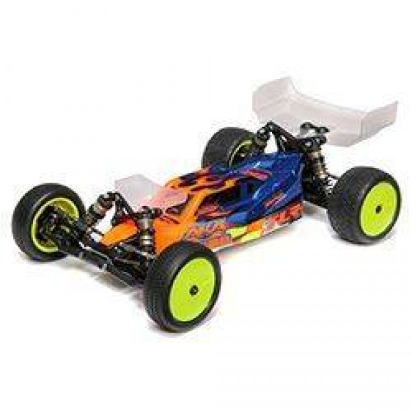 TLR 22 5.0 1/10  2WD DC Race Buggy Assembly Kit, Dirt/Clay