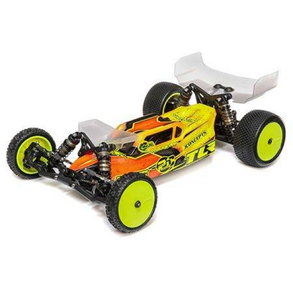 TLR 22 5.0 AC 1/10 2WD Astro/Carpet Buggy Race Kit