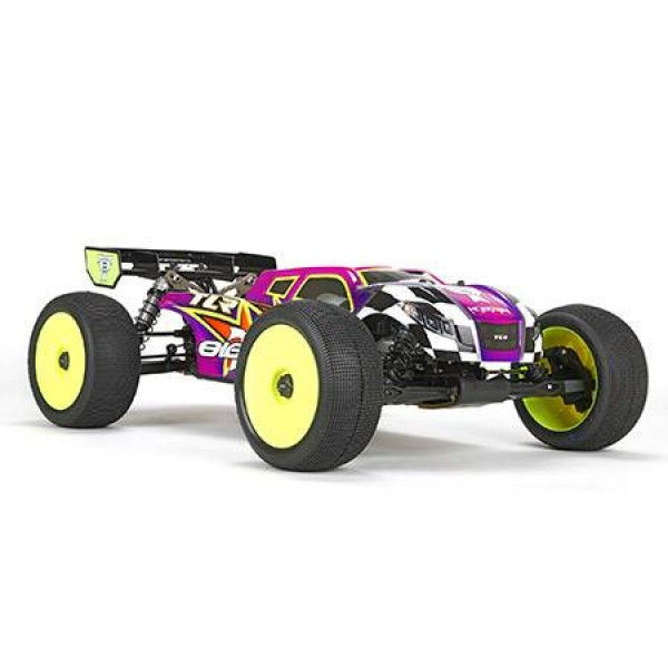 Losi 8IGHT-T 4.0 Race Kit 4WD Nitro Truggy