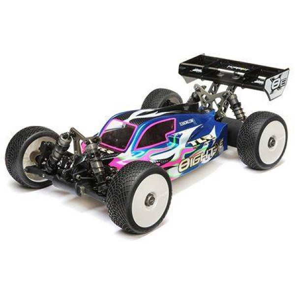 8IGHT X-E 1/8 4WD Electric Buggy Race Kit