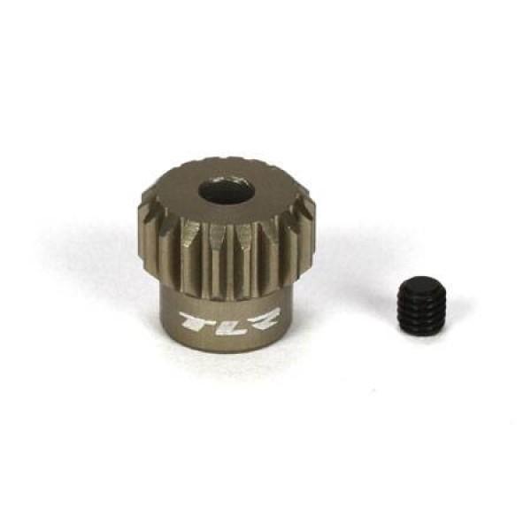 TLR Aluminum Pinion Gear 18T, 48P