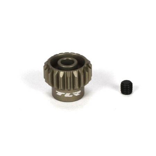 TLR Aluminum Pinion Gear 20T, 48P