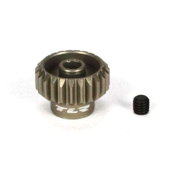 TLR Aluminum Pinion Gear 23T, 48P