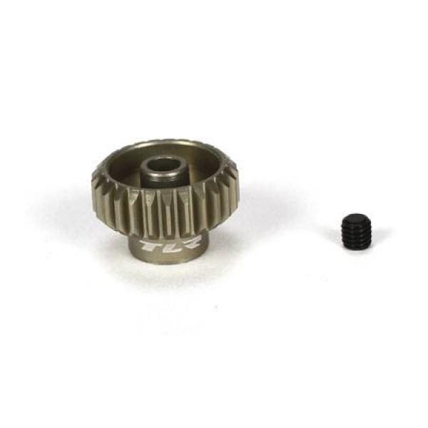 TLR Aluminum Pinion Gear 25T, 48P