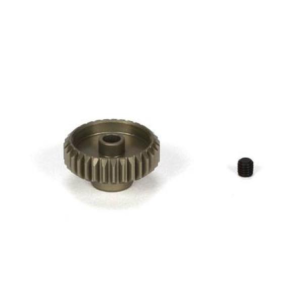 TLR Aluminum Pinion Gear 31T, 48P