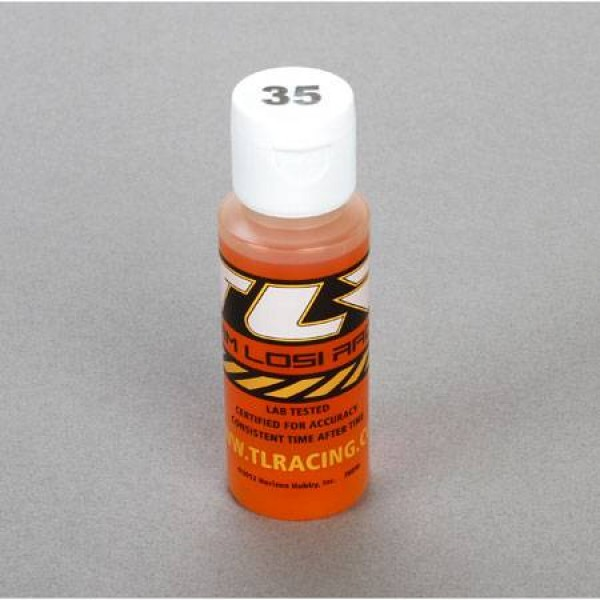 TLR Silicone Shock Oil, 35 Wt, 2oz