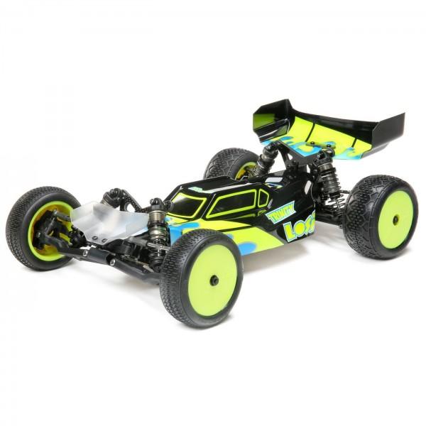 Team Losi Racing 22 5.0 DC ELITE Race Kit 1/10 2WD Buggy (Dirt/Clay)