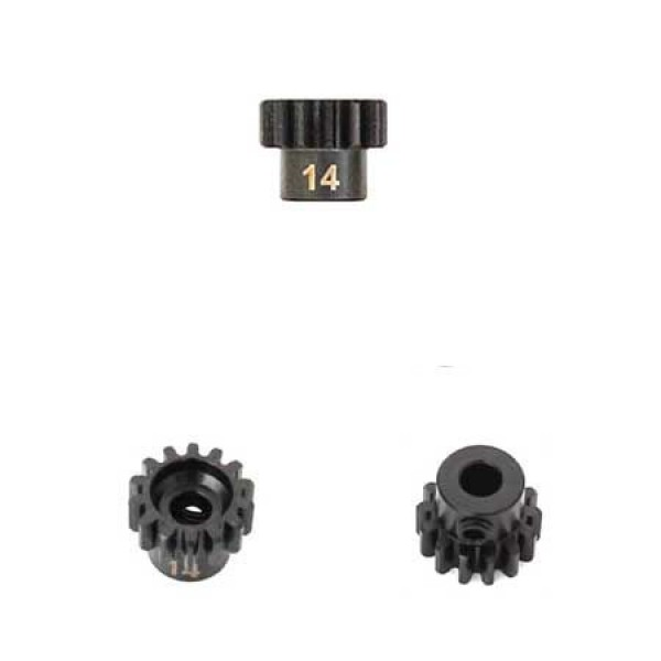 Tekno RC M5 Pinion Gear 14t, MOD1, 5mm
