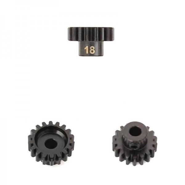 Tekno RC M5 Pinion Gear (18t, MOD1, 5mm bore, M5 set screw)