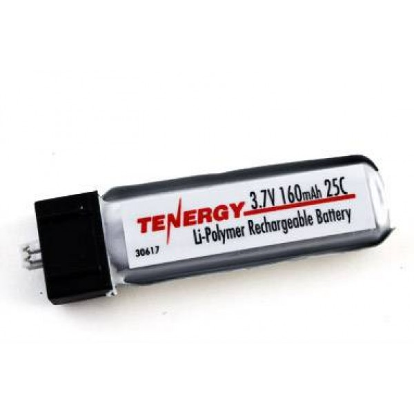 Tenergy LiPo Battery 160mAh 15C 3.7V (1S)