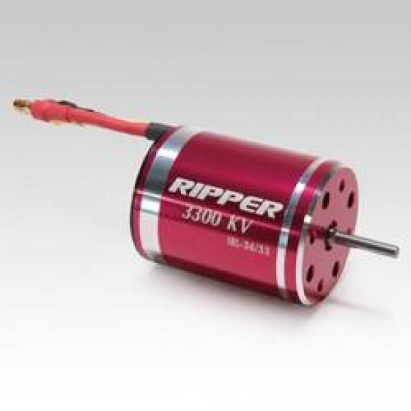 Ripper Sensorless Brushless 3300Kv Motor