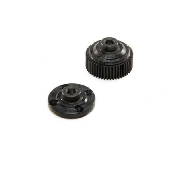TLR G2 Gear Differential Housing & Cap for 22