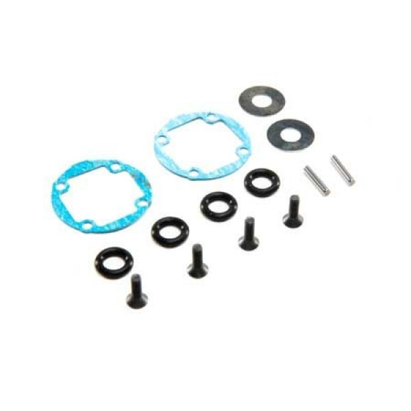 TLR G2 Gear Differential Seal & Hardware Set for 22