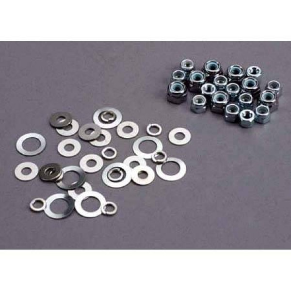 Traxxas Nuts & Washers Spirit (49)